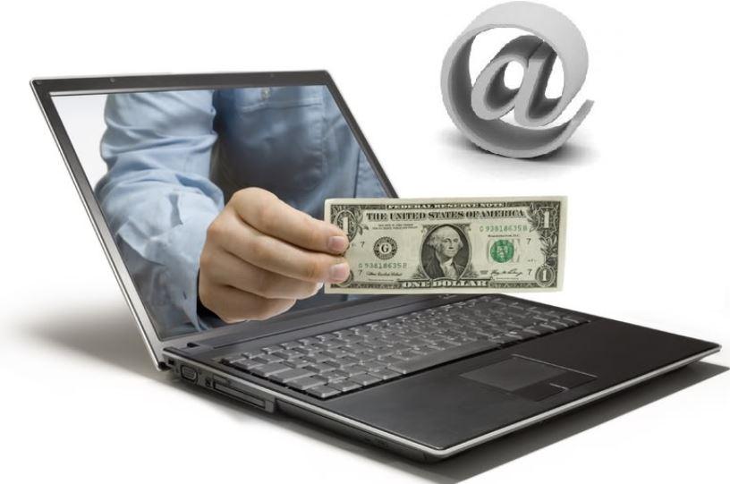 navidad. ganar dinero a traves de la computadora