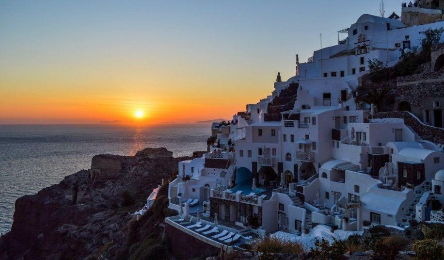crucero a las islas griegas
