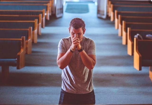 orar por la protección de Dios