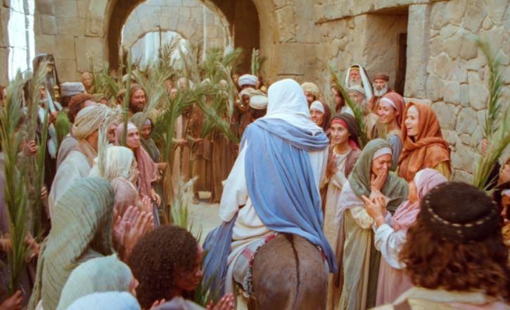 venida de Cristo